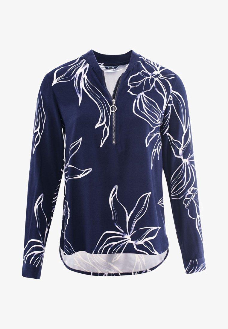 Salsa - FINLAND - Bluse - blue