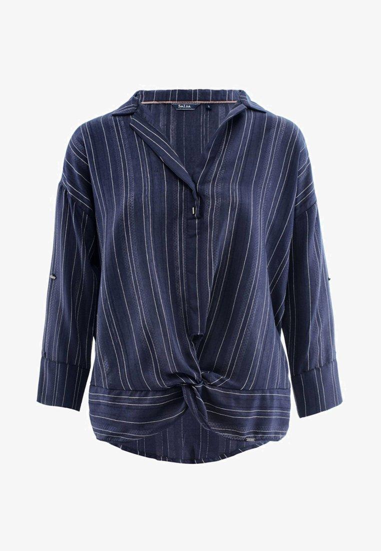 Salsa - SPAIN  - Bluse - blue