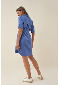 Salsa - EUGENE - Shirt dress - blue - 2