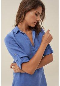 Salsa - EUGENE - Shirt dress - blue - 3
