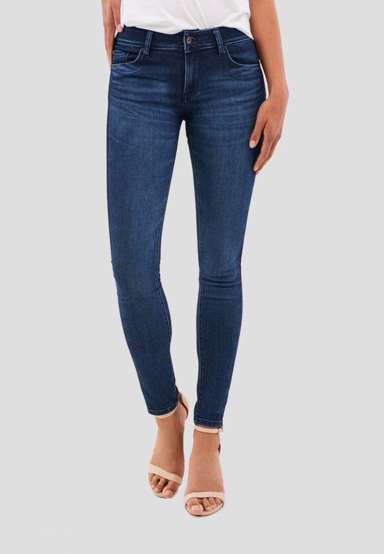 Salsa - PUSH UP  - Jeans Skinny Fit - blue