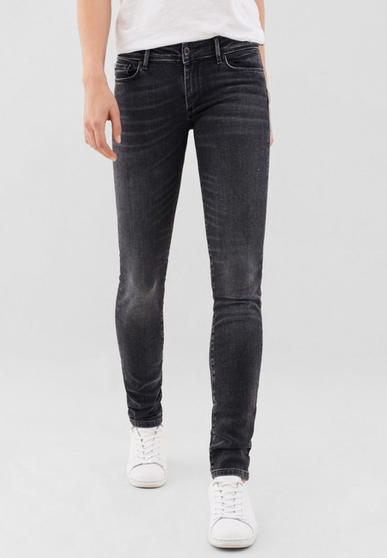 Salsa - Jeans Slim Fit - black