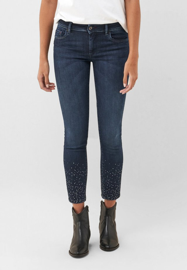 CAPRI - Jeans Skinny Fit - blue