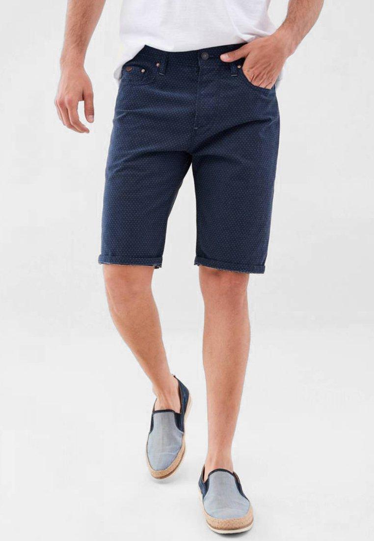 Salsa - BRANDON - Jeans Shorts - blue