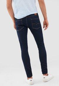 Salsa - Slim fit jeans - dark-blue denim - 1
