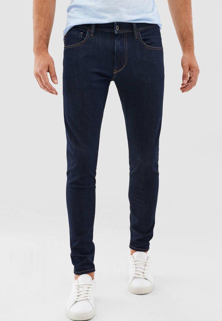 Salsa - Slim fit jeans - dark-blue denim