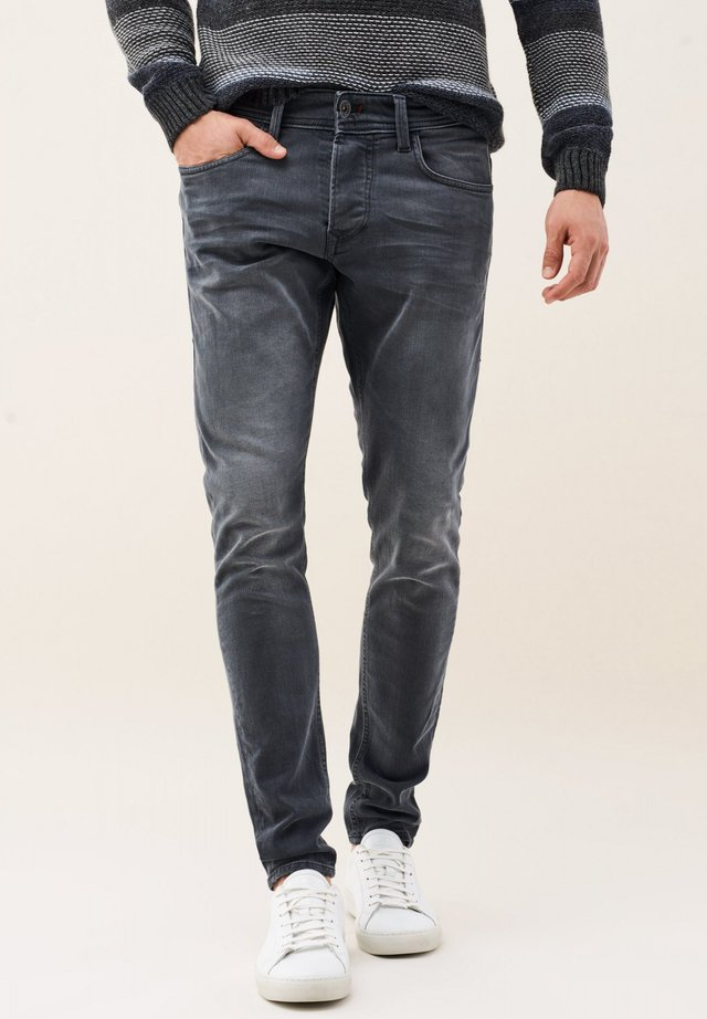 CLASH  - Slim fit jeans - grey denim