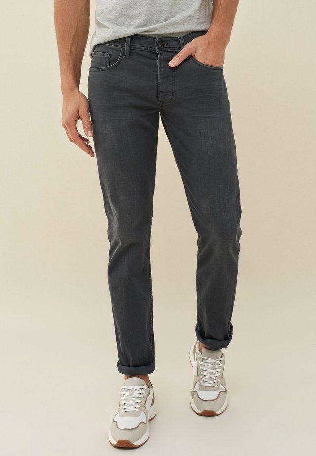 NAVARRO - Straight leg jeans - grau_3000