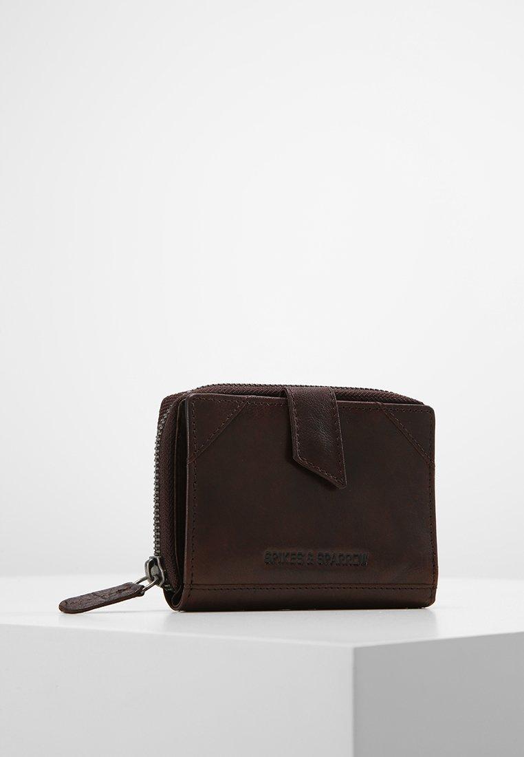Spikes & Sparrow - Wallet - dark brown