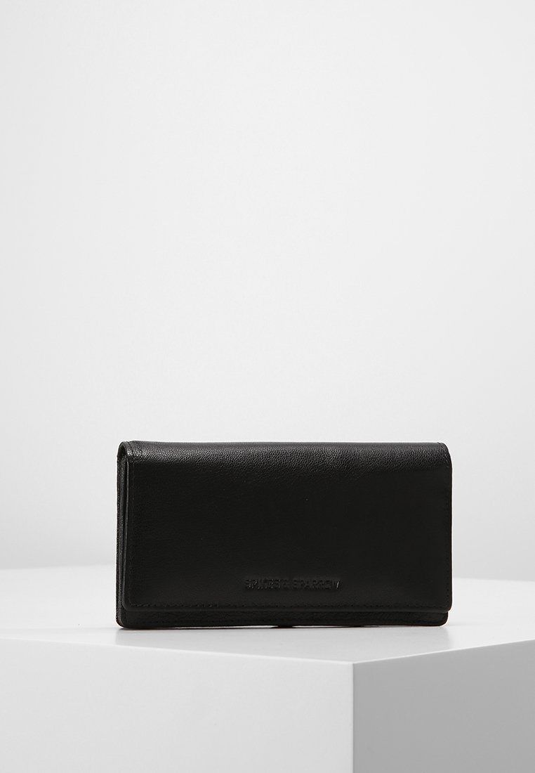 Spikes & Sparrow - Wallet - black
