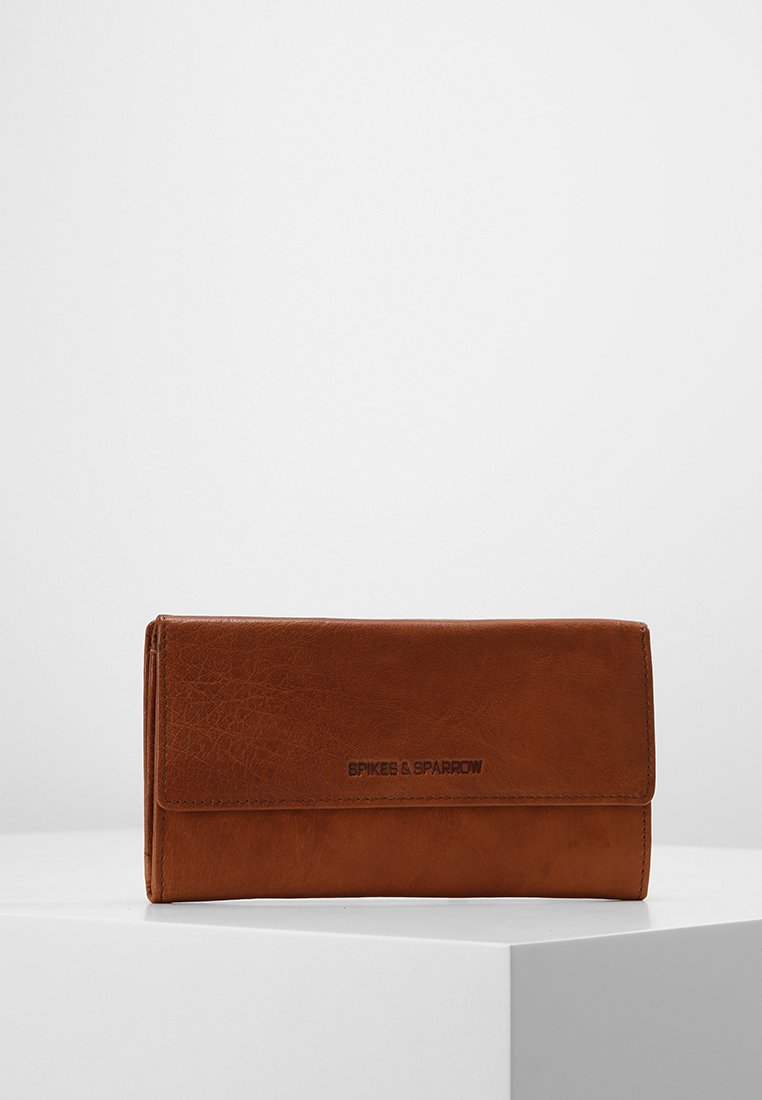 Spikes & Sparrow - Wallet - brandy