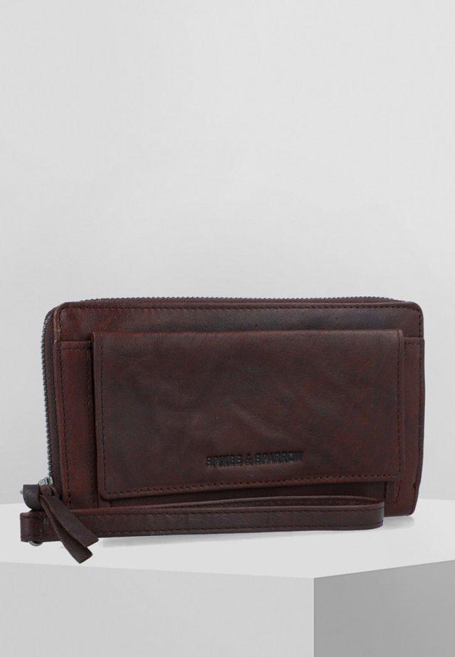 Geldbörse - dark brown