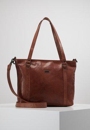 Handtasche - brandy
