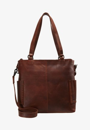 SHOPPER - Handtasche - brandy
