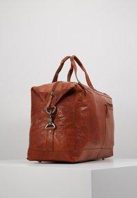 Spikes & Sparrow - Weekendbag - brandy - 3