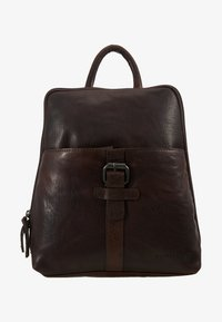 Spikes & Sparrow - Tagesrucksack - dark brown - 5