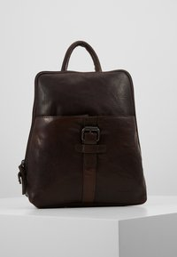 Spikes & Sparrow - Tagesrucksack - dark brown - 0
