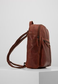 Spikes & Sparrow - Rucksack - brandy - 3