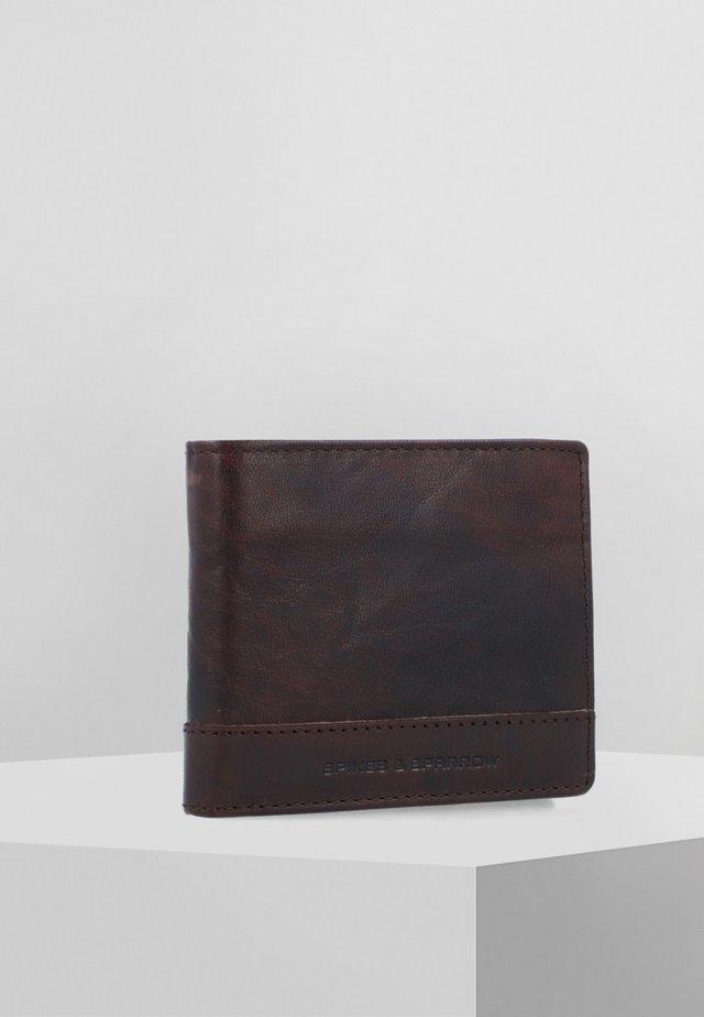 Wallet - darkbrown
