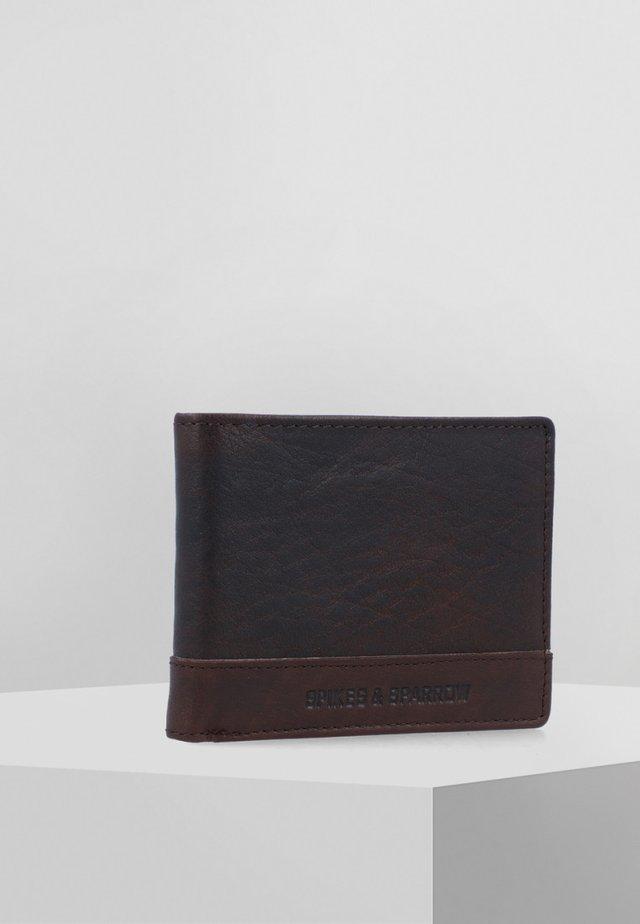 RFID - Wallet - darkbrown