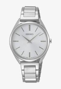 Seiko - Uhr - silver-coloured - 0