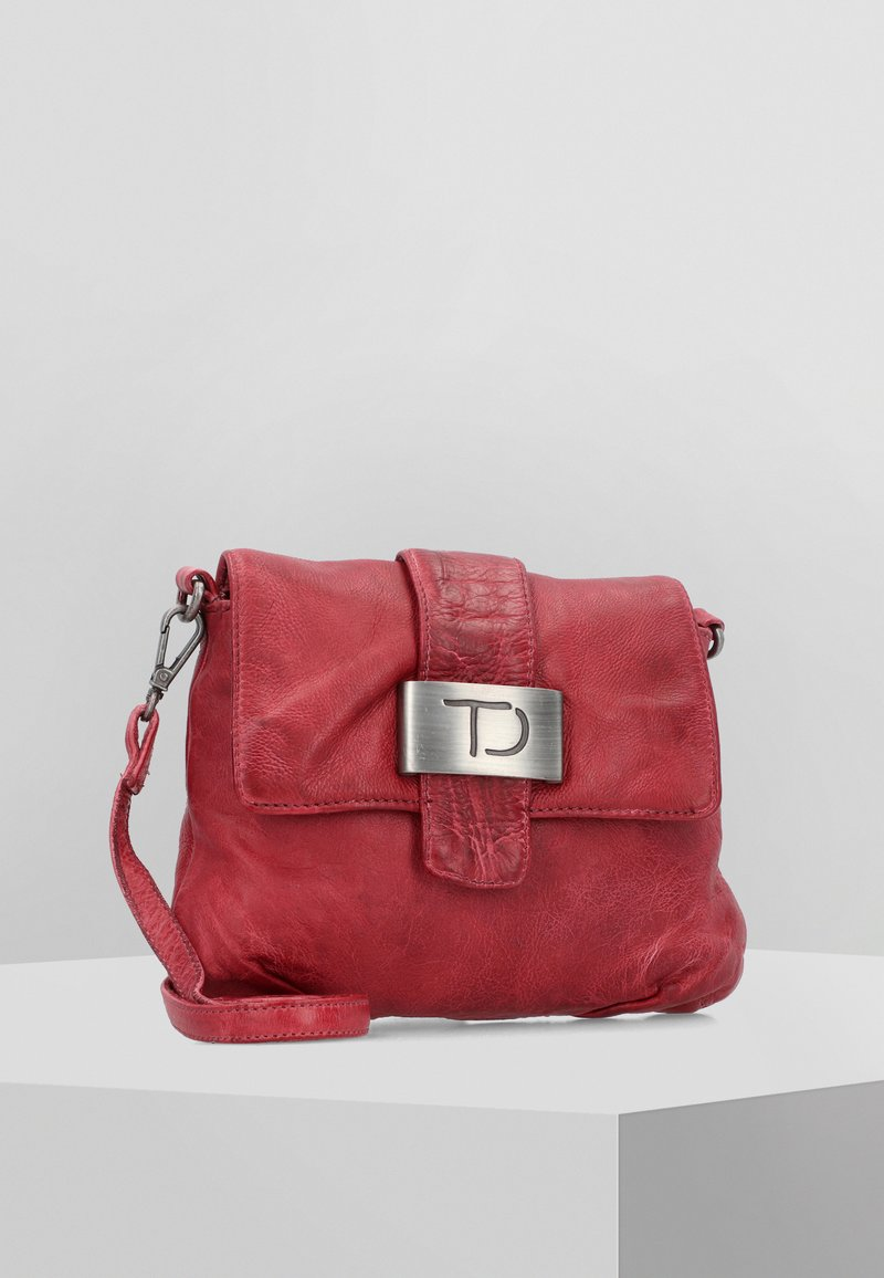 Taschendieb Wien - Across body bag - chilli red