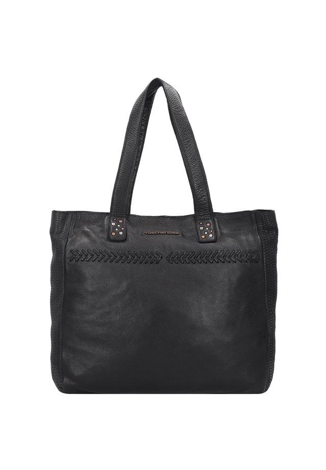 GLUCKGASSE 6 - Handbag - anthra