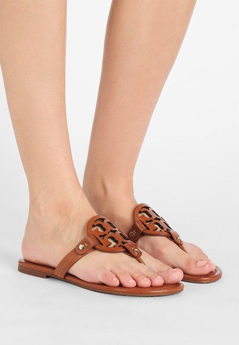 Tory Burch - MILLER - Sandály s odděleným palcem - vintage