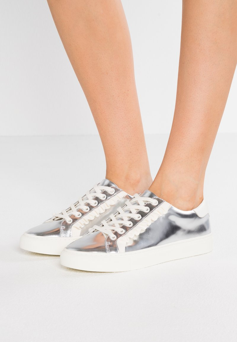 Tory Burch - TORY SPORT - Sneaker low - silver perfect