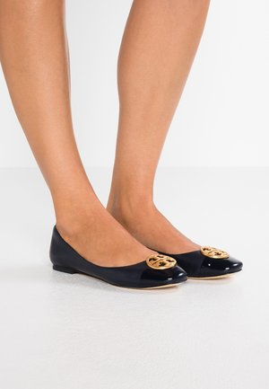 CHELSEA CAP TOE - Ballerina's - perfect navy