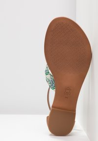 Tory Burch - MILLER  - Infradito - tan /blue meridian - 6