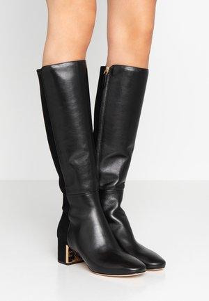 BOOT - Botas - perfect black