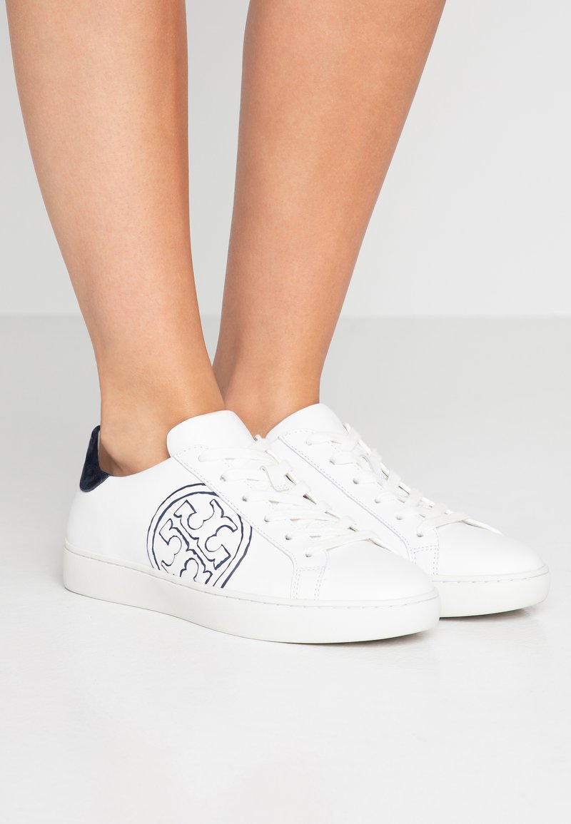Tory Burch - GEMINI LINK  - Sneakers basse - snow white/navy