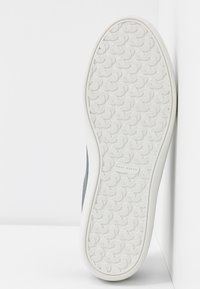 Tory Burch - T-LOGO PIPED - Sneakers - royal navy - 6