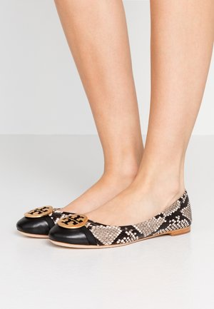 MINNIE CAP-TOE - Ballet pumps - perfect black