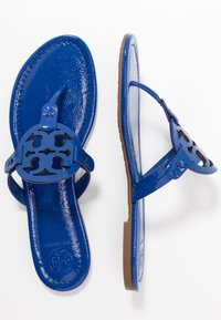 Tory Burch - MILLER - T-bar sandals - nautical blue - 4
