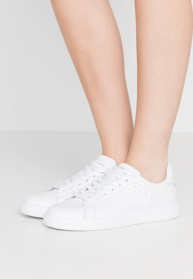 Tory Burch - VALLEY FORGE  - Sneaker low - titanium white
