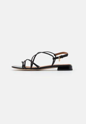 PENELOPE - Sandals - perfect black