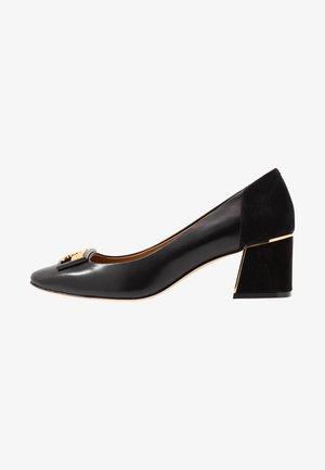 GIGI ROUND TOE  - Klassiske pumps - perfect black