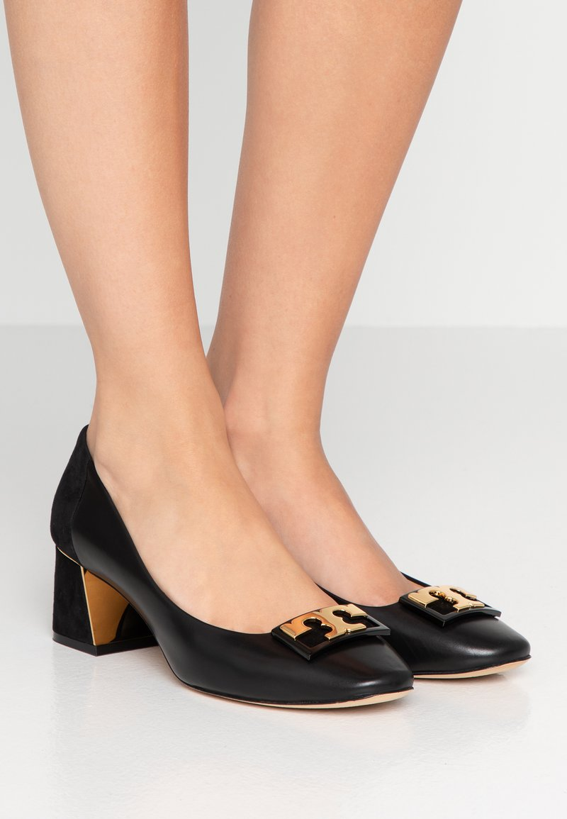 Tory Burch - GIGI ROUND TOE  - Tacones - perfect black