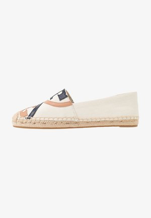 POPPY  - Espadrilky - powder/multicolor