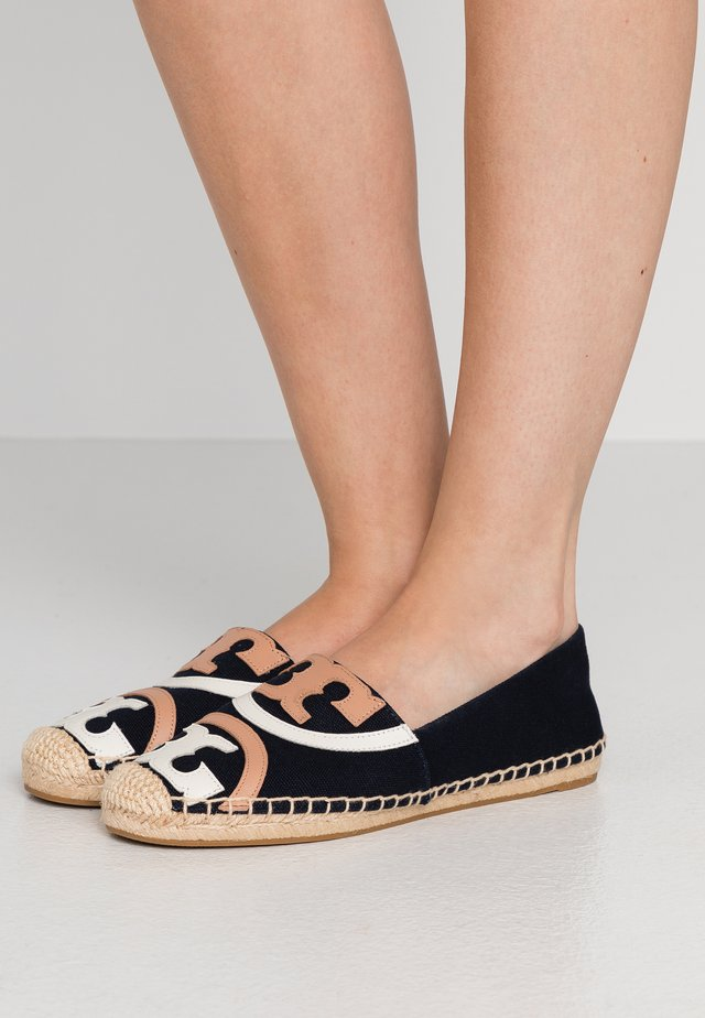 POPPY  - Espadrille - perfect navy/multicolor