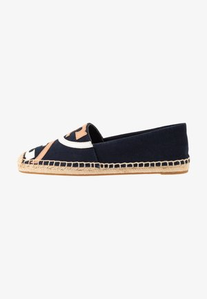 POPPY  - Espadryle - perfect navy/multicolor