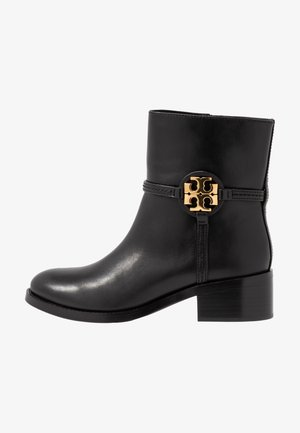 MILLER BOOTIE - Korte laarzen - perfect black