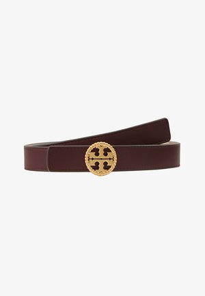 TWISTED LOGO BELT - Belt - port