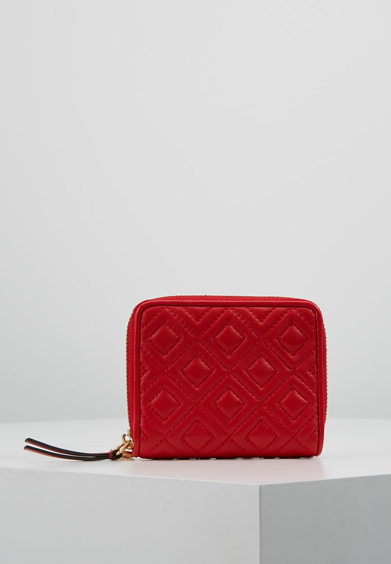 Tory Burch - FLEMING MEDIUM WALLET - Portefeuille - brilliant red