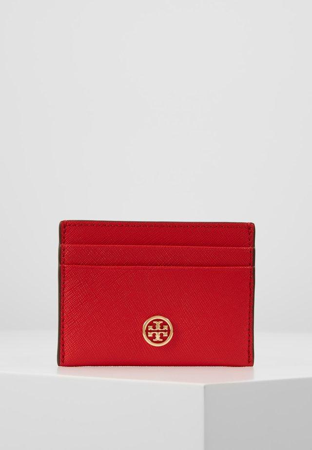 ROBINSON CARD CASE - Wallet - brilliant red