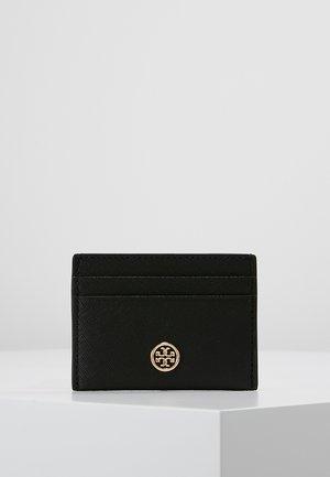 ROBINSON CARD CASE - Geldbörse - black