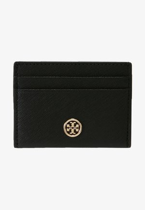 ROBINSON CARD CASE - Portfel - black
