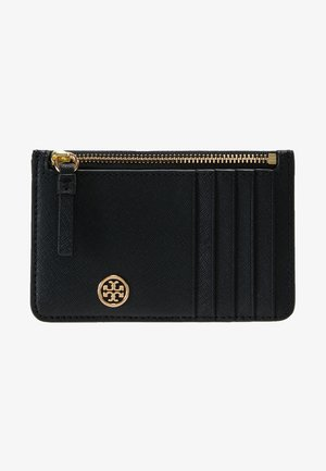 ROBINSON SLIM CARD CASE - Portfel - black
